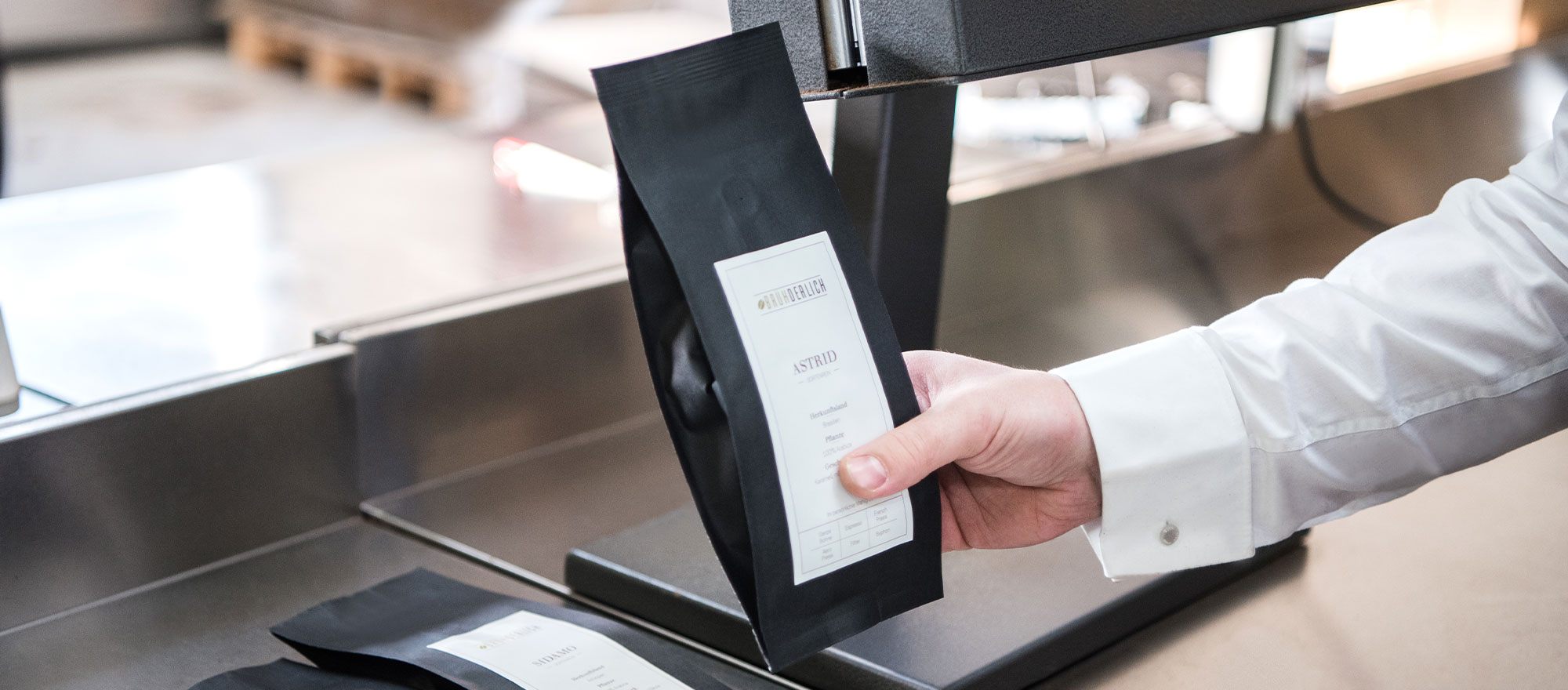 Brühderlich Kaffee Headerbild